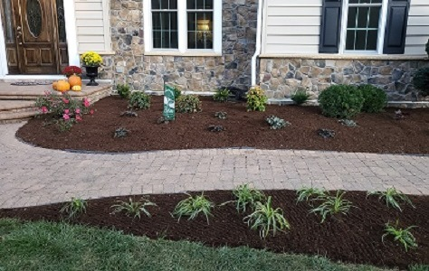 Landscaping services in Delaware
